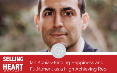 Ian Koniak-Finding Happiness and Fulfillment as a High Achieving Rep