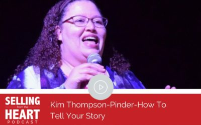 Kim Thompson-Pinder-How To Tell Your Story