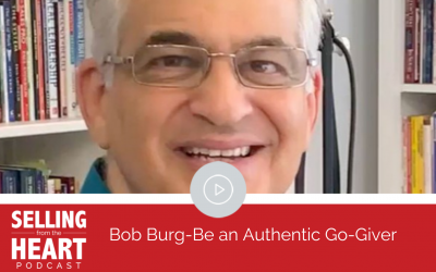 Bob Burg-Be an Authentic Go-Giver