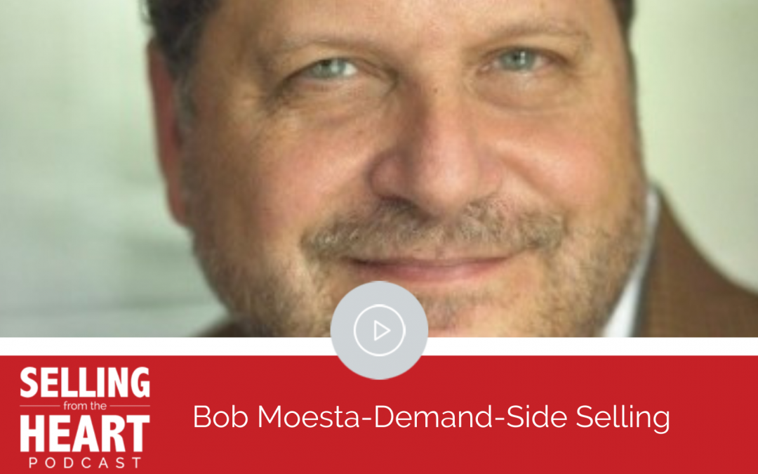 Bob Moesta-Demand-Side Selling