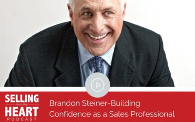 Brandon Steiner-Building Confidence as a Sales Professional