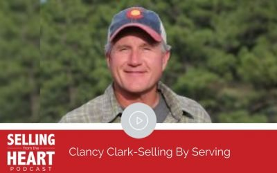 Clancy Clark-Selling By Serving