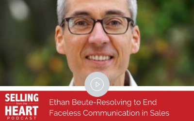 Ethan Beute-Resolving to End Faceless Communication in Sales