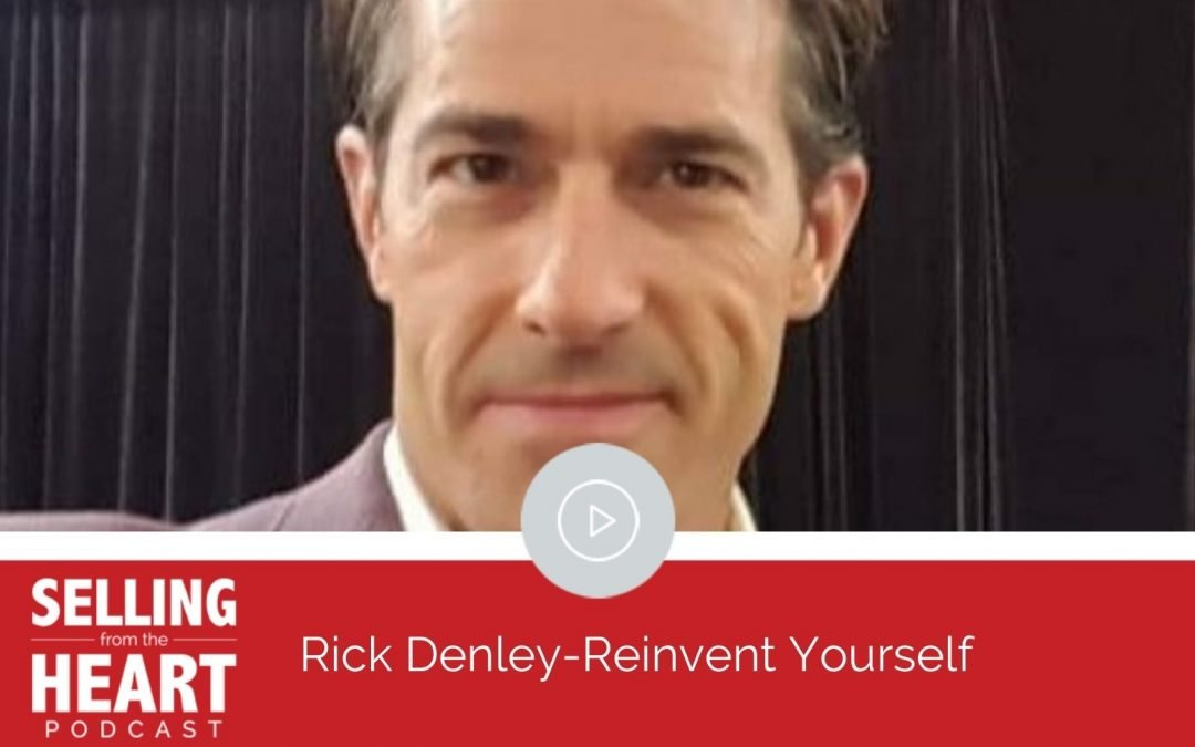 Rick Denley-Reinvent Yourself