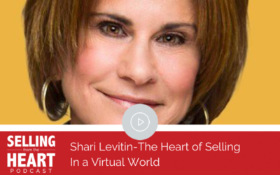 Shari Levitin-The Heart of Selling In a Virtual World