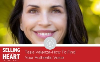 Tasia Valenza-How To Find Your Authentic Voice