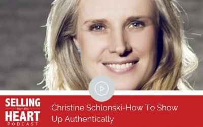 Christine Schlonski-How To Show Up Authentically