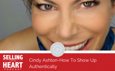 Cindy Ashton-How To Show Up Authentically
