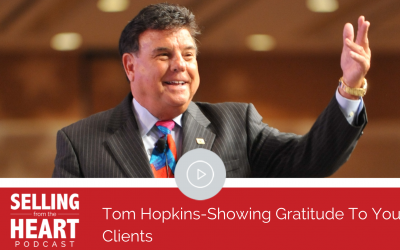 Tom Hopkins-Showing Gratitude To Your Clients