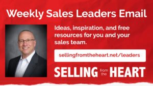 Weekly Sales Leaders Email