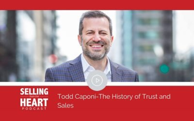 Todd Caponi-The History of Trust and Sales