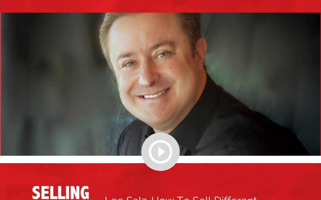 Lee Salz-How To Sell Different